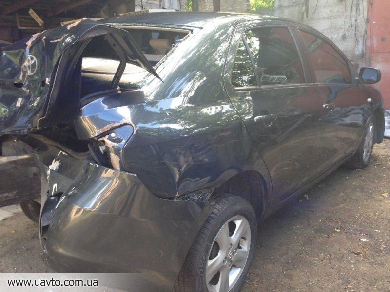 Срочно продаю автомобиль после аварии