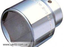 Головка торцевая шестигранная Licota  N6019 (34 ) 19 мм