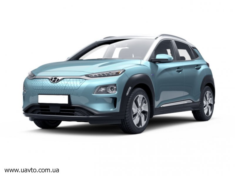 Hyundai Kona EV Dynamic 39k Wh