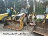 Экскаватор-погрузчик Caterpillar  444F