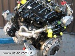 Двигатель Renault Trafik