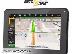 Планшетный ПК Lauf AutoPad GP7 В1  (black)