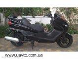 Скутер Yamaha Majesty  мнжектор