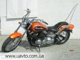 Мотоцикл Yamaha DragStar -400