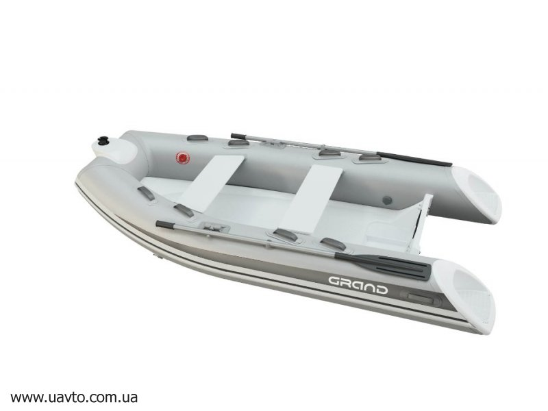 Надувная лодка RIB Grand Silver Line S330