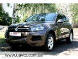 Volkswagen Touareg OFICIAL PNEVMO