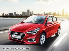 Hyundai New Accent Comfort AT