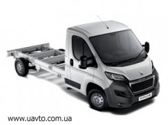 Peugeot Boxer Chassis 335 L2