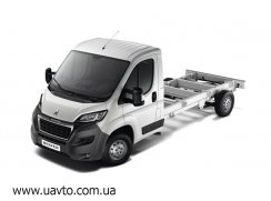 Peugeot Boxer Chassis 435 L3