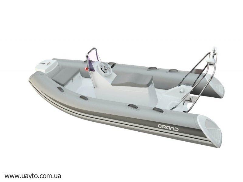 Надувная лодка Grand Silver Line S370NS