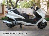 Скутер Yamaha Majesty