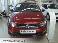 Volkswagen Polo Sedan