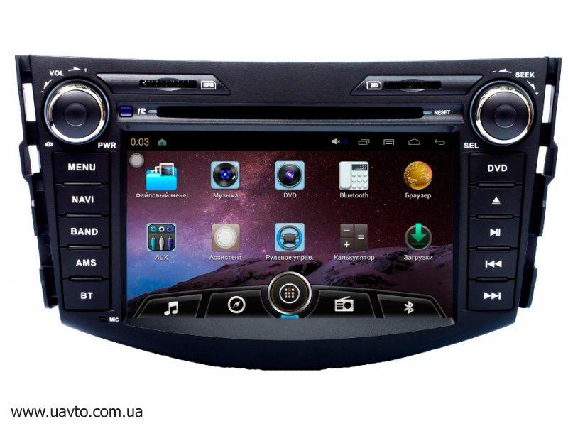 Штатная  Штатная магнитола Sound Box SB-6816 Toyota Rav 4 (2006-2012)