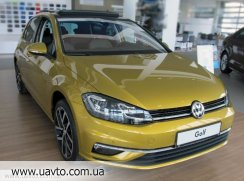 Volkswagen New Golf Trendline
