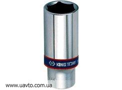 Головка торцевая шестигранная King Tony  323522M (38