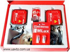 Комплект ксенонового света MLUX  CARGO H4(9003HB2)+Halogen 4300°К (35 Вт)