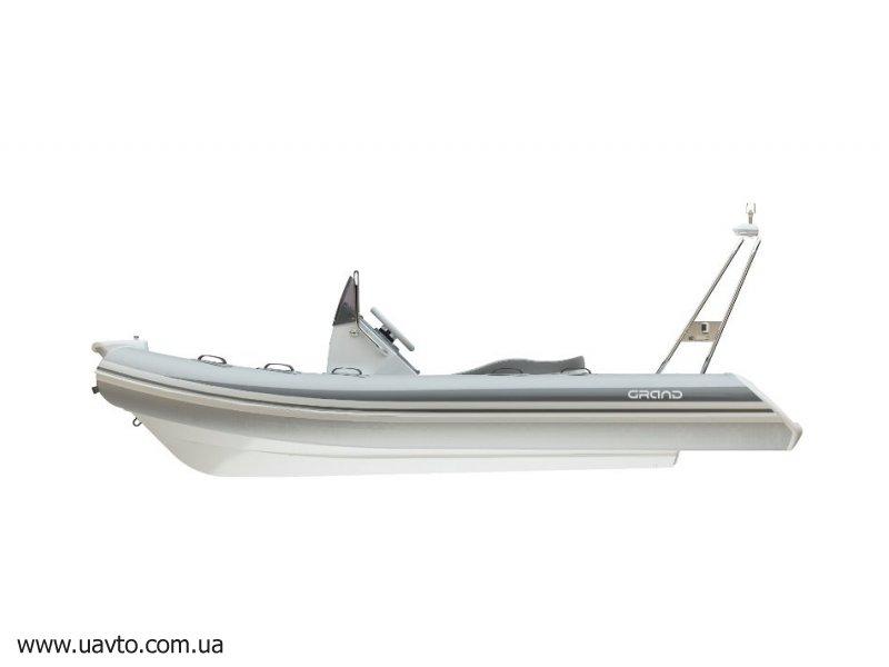 Надувная лодка Grand Silver Line S420NS