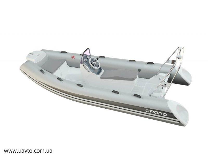 Надувная лодка Grand Silver Line S470NS