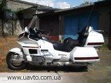 Мотоцикл Honda Gold Wing 1500