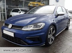 Volkswagen New Golf R