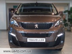 Peugeot Traveller Business L3