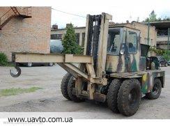 Погрузчик Львовский 40814
