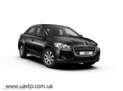 Peugeot 301 Allure 1.6 VTi AT