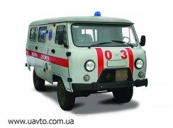 УАЗ АС U-396295-ШД