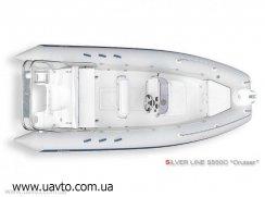 Надувная лодка Grand Silver Line S550CF