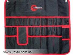 Чехол для инструментов INTERTOOL  BX-9010 (30 карманов)