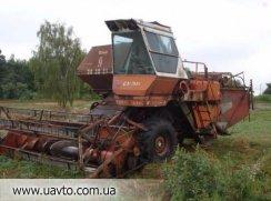 Комбайн СК-Нива