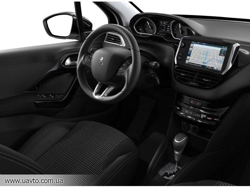 Peugeot 208 Allure 1.2 АКПП