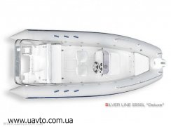 Надувная лодка Grand Silver Line S550LF