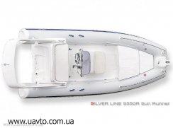 Надувная лодка Grand Silver Line S550RF