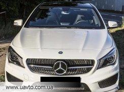 Mercedes-Benz CLA-Class 4 Matic