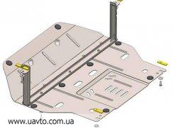 Защита двигателя Кольчуга  Kia Sportage III 2010-2015 (2.0313.00)