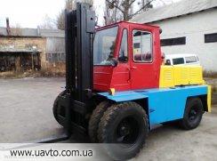 Погрузчик Львовский ЛА 4081