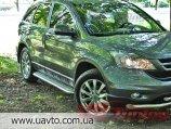 листом Honda CR-V 2007