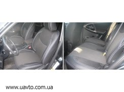 Авточехлы Vip-Tuning Toyota RAV 4