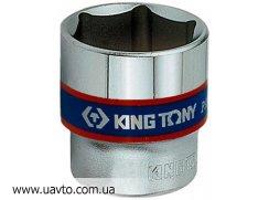 Головка торцевая шестигранная King Tony  333524M (38