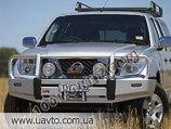 Nissan Navara/ Передняя защита