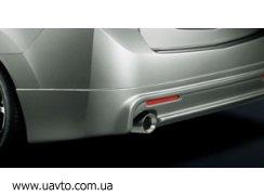 """Mugen-style"" Юбка заднего бампера Honda Accord 2008"