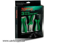 Набор шарнирно-губцевого инструмента TOPTUL  GAAE0307