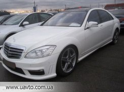 Mercedes-Benz S 55