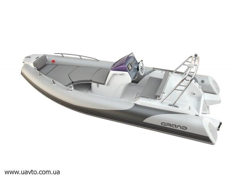 Надувная лодка GRAND Golden Line G500