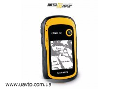Турист. GPS-навигатор  Garmin eTrex 10 (НавЛюкс)