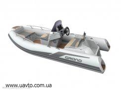 Надувная лодка GRAND Golden Line G420