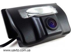 Камера заднего вида штатная Falcon  SC23HCCD-170-R Nissan (170°)