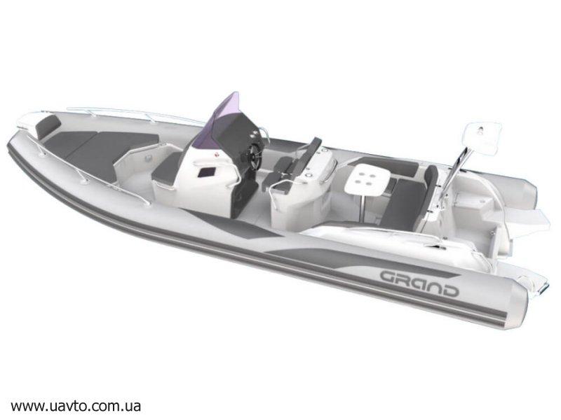 Надувная лодка GRAND Golden Line G750