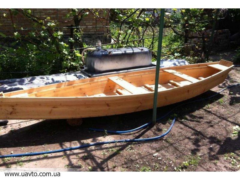 конопатим лодку